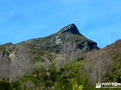 Sierra del Caurel (Serra do Courel) agencias senderismo madrid senderismo cerca de madrid